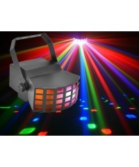 Light Emotion DERBYLED LED Lighting Effect Classic Derby with 2x9W RGB LEDs