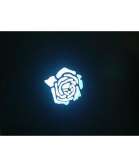 Light Emotion LE90 90w LED Moving Head. Colours, 2 gobo wheels, prism, pan & tilt