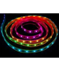 Light Emotion LEDTAPE60RGB 5m Roll - RGB Waterproof LED Strip Light, 60 LEDs/metre.