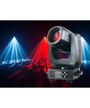 Light Emotion Professional LEP150B 150W LED Moving Head - 11 colours, 17 gobos, prism. Beam effect.