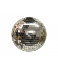 "Light Emotion MB04 Mirror Ball 4"" clear (classic) 10cm"