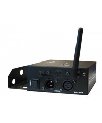 Light Emotion WDMX Wireless DMX transmitter / receiver