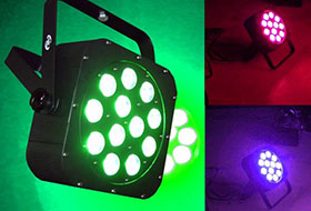 FLAT1212 – The ultimate 6-in-1 LED wash fixture.